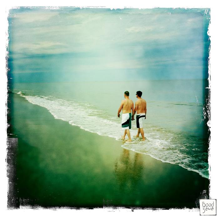 2-man-on-the-beach