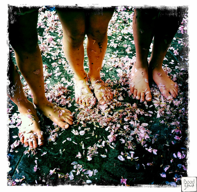 feet-on-flowers ground