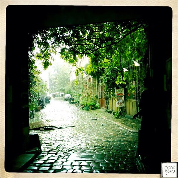 passage-rue-de-charonne Paris